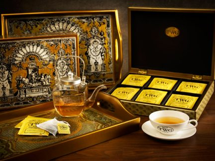 Winter 2016, Of Note, TWG Tea