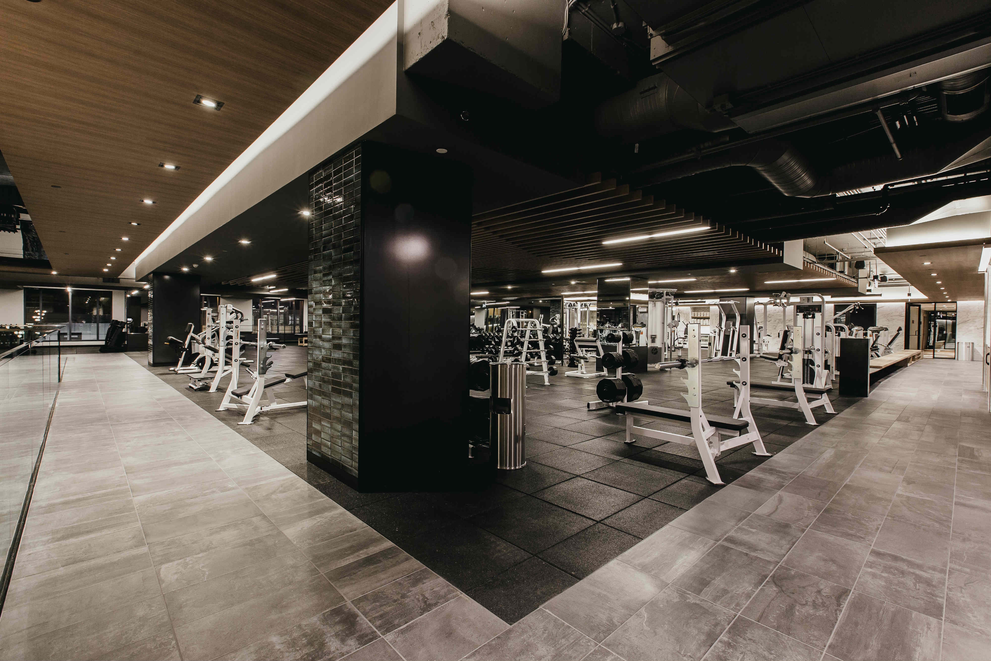 Equinox gym in vancouver nuvo for Interior decorating classes nyc