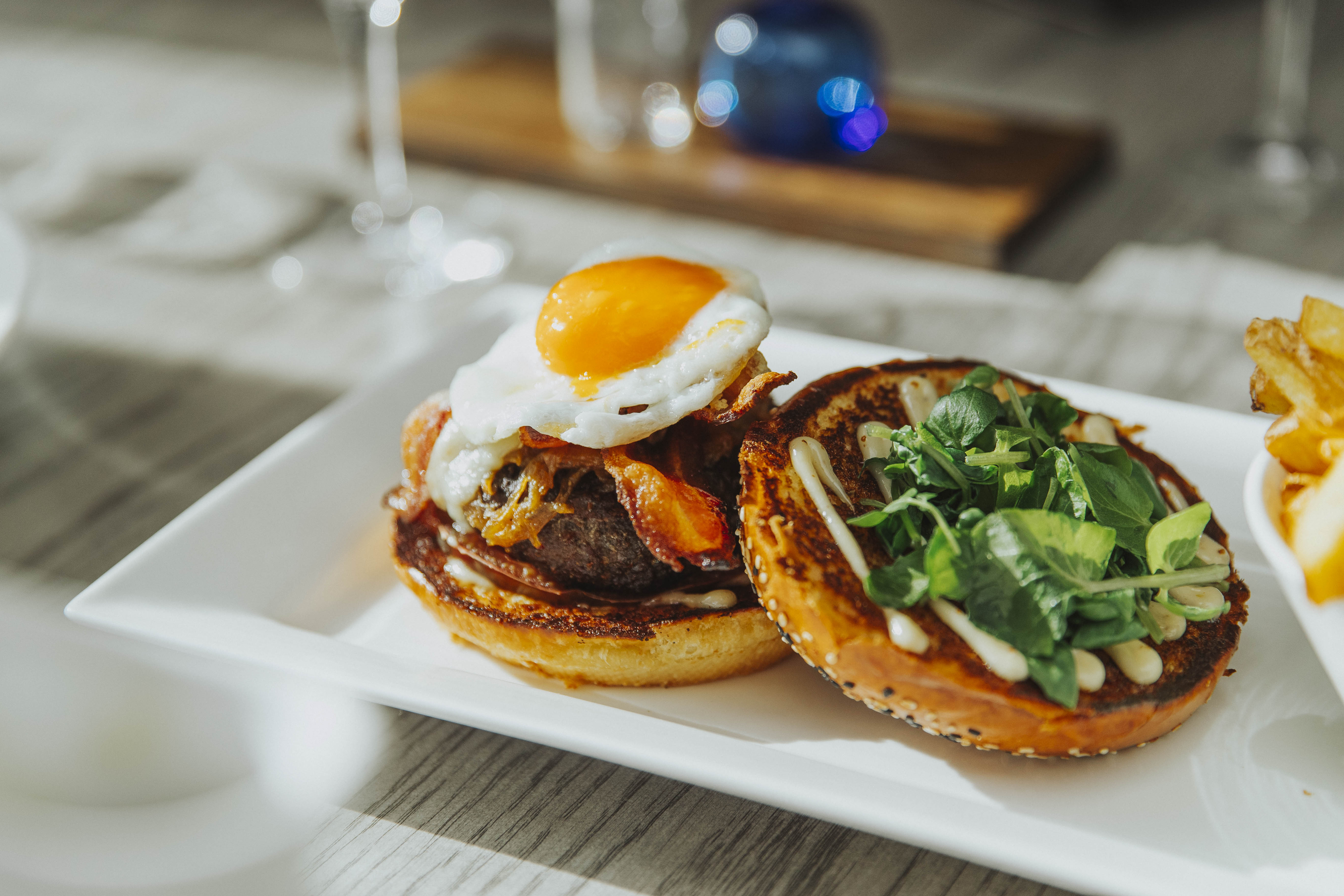 Shopping and Dining, Daily Edit, Holt's Cafe, Wagyu Burger