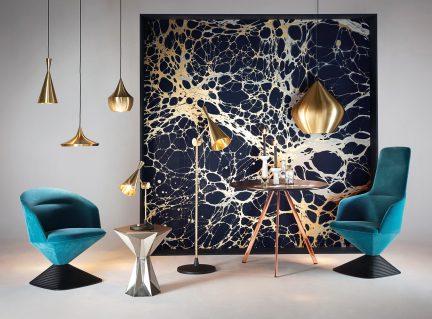 Autumn 2016, FYI Design, calico wallpaper