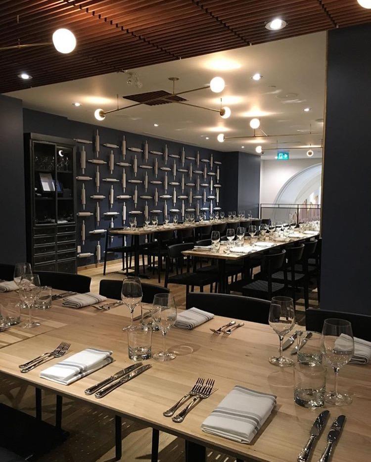 Oretta Toronto NUVO Mesmerizing Private Dining Rooms Toronto Decor