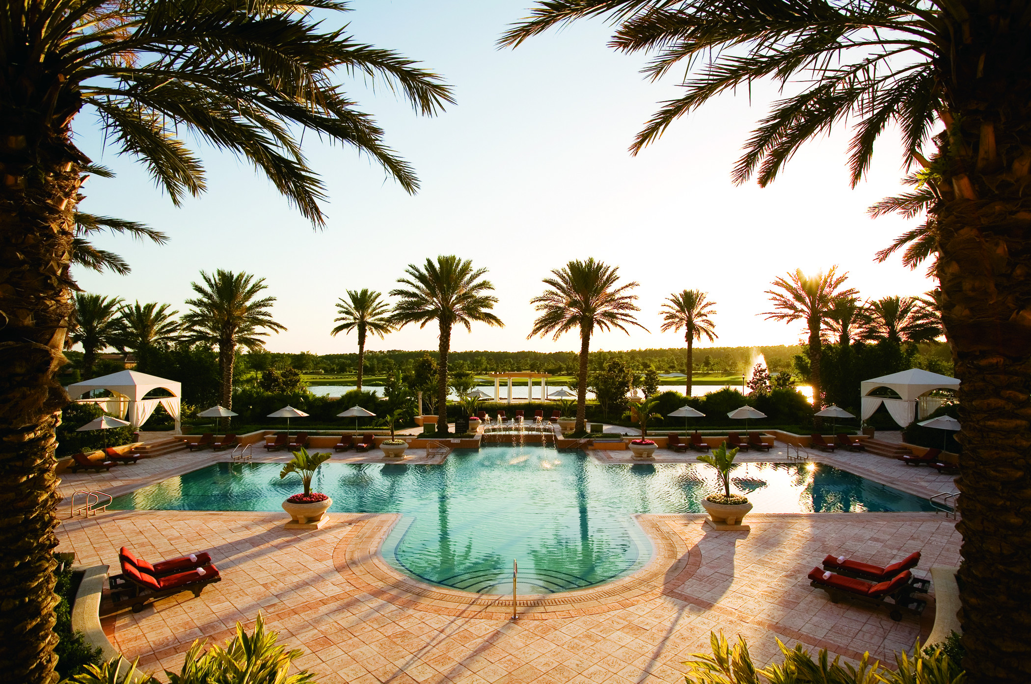Daily Edit: Ritz Carlton Grande Lakes, Orlando