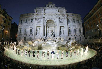 Fendi Roman Restoration