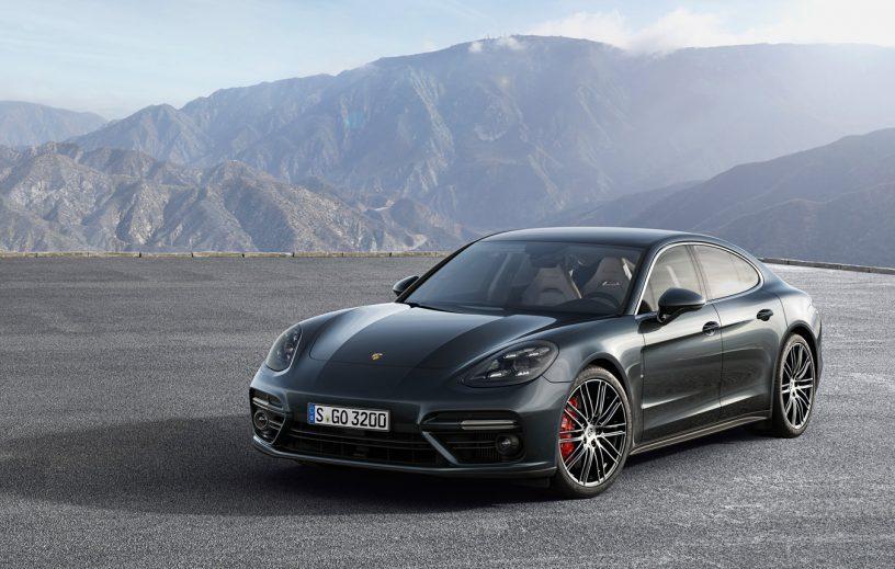 All New 2017 Porsche Panamera