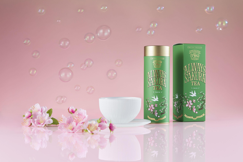 Always Sakura Tea TWG