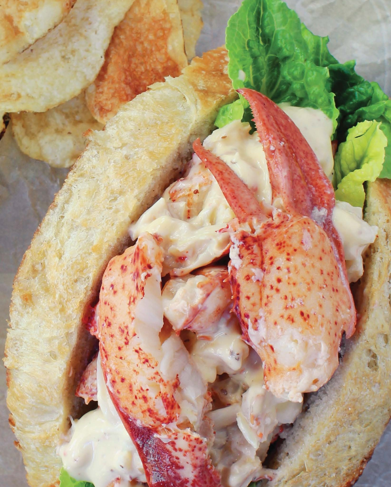 Feast Lobster Roll
