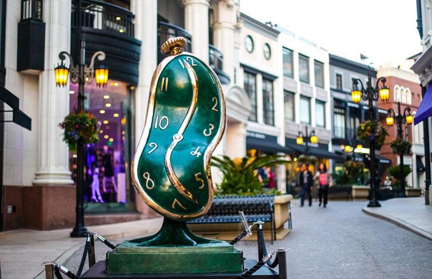 Salvador Dali in Vancouver