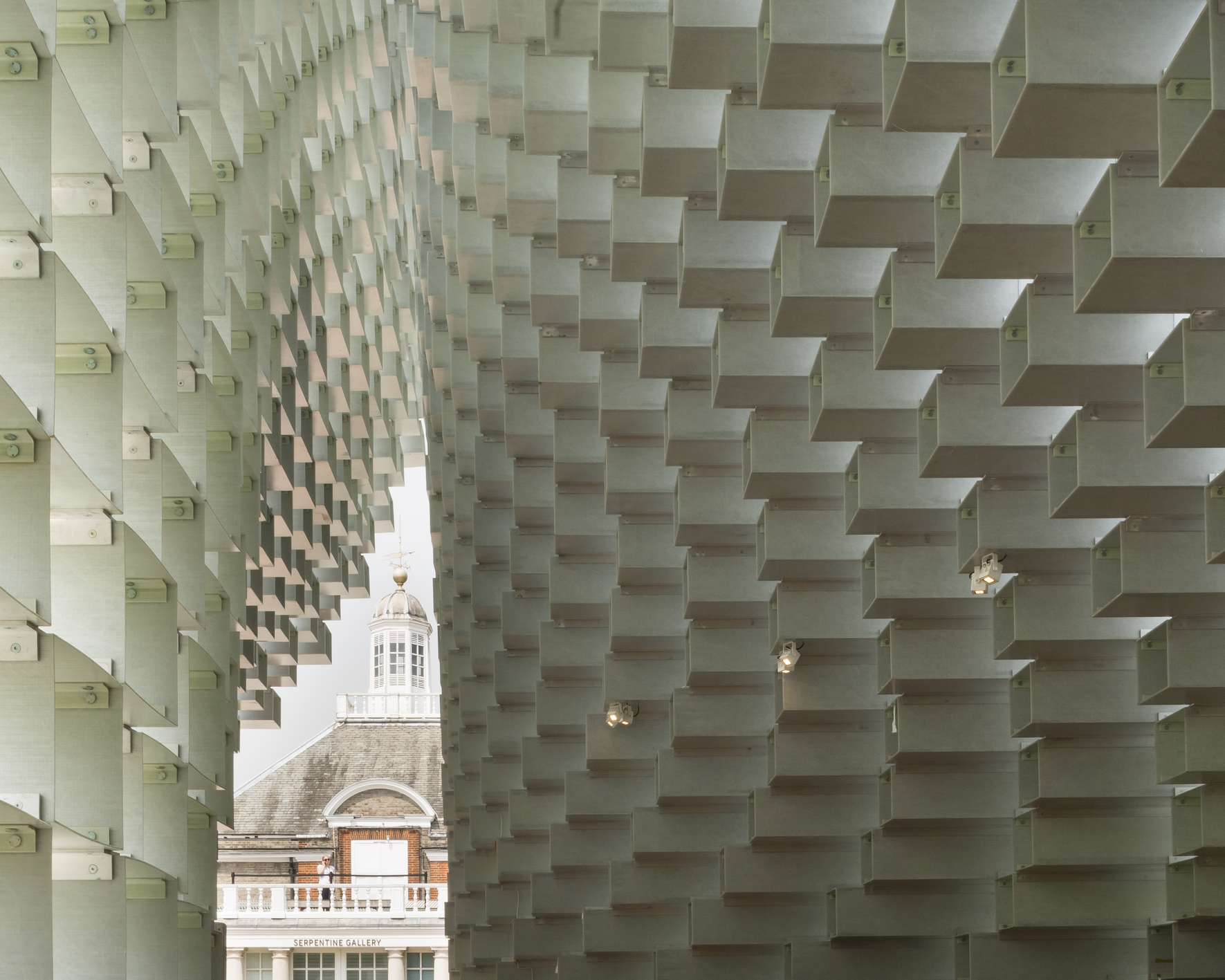 Bjarke ingels group s unzipped pavilion in vancouver nuvo for Big bjarke ingels group