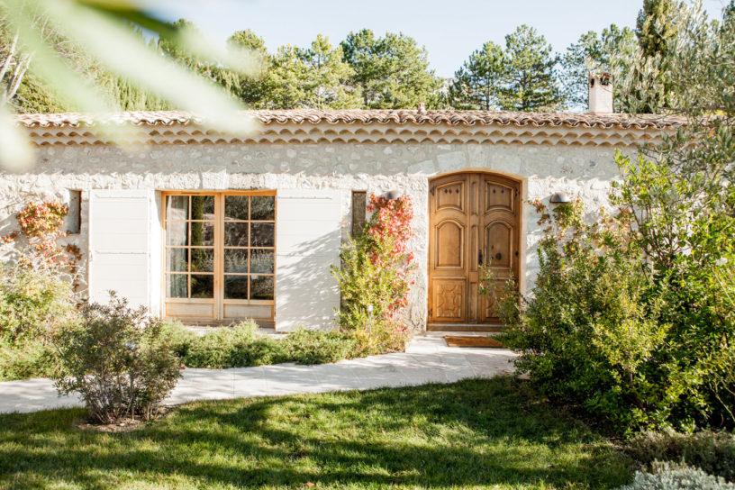 La Bastide de Moustiers, Provence   NUVO