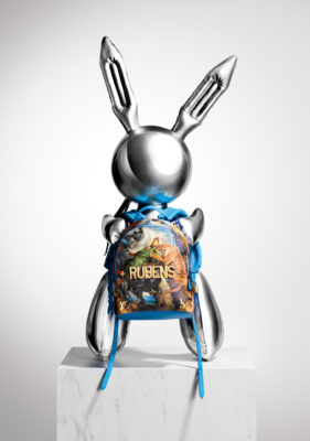 Inquiring Minds Summer 2017 Jeff Koons Louis Vuitton An Artful Bag