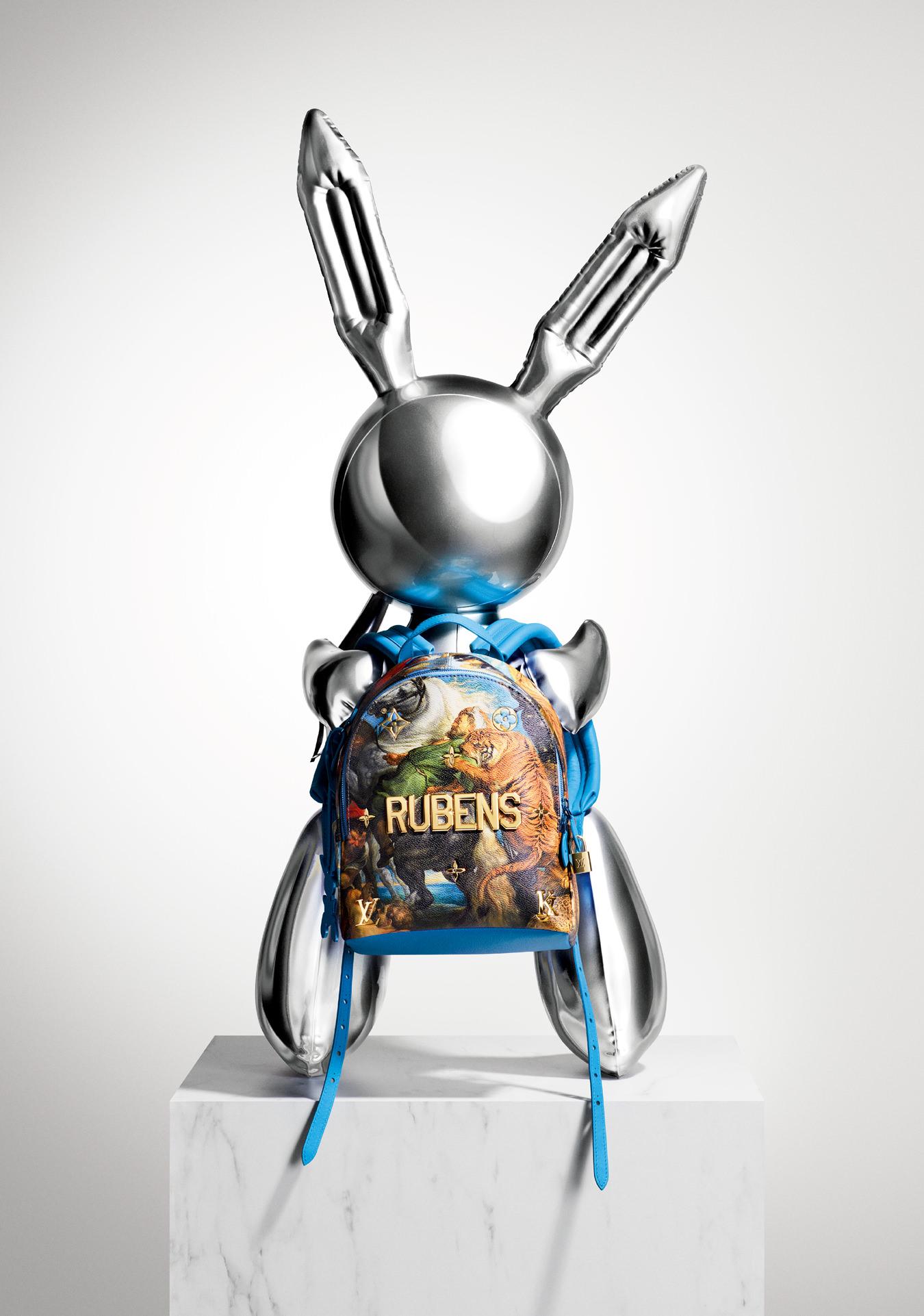 Inquiring Minds Summer 2017 Jeff Koons Louis Vuitton An Artful Bag