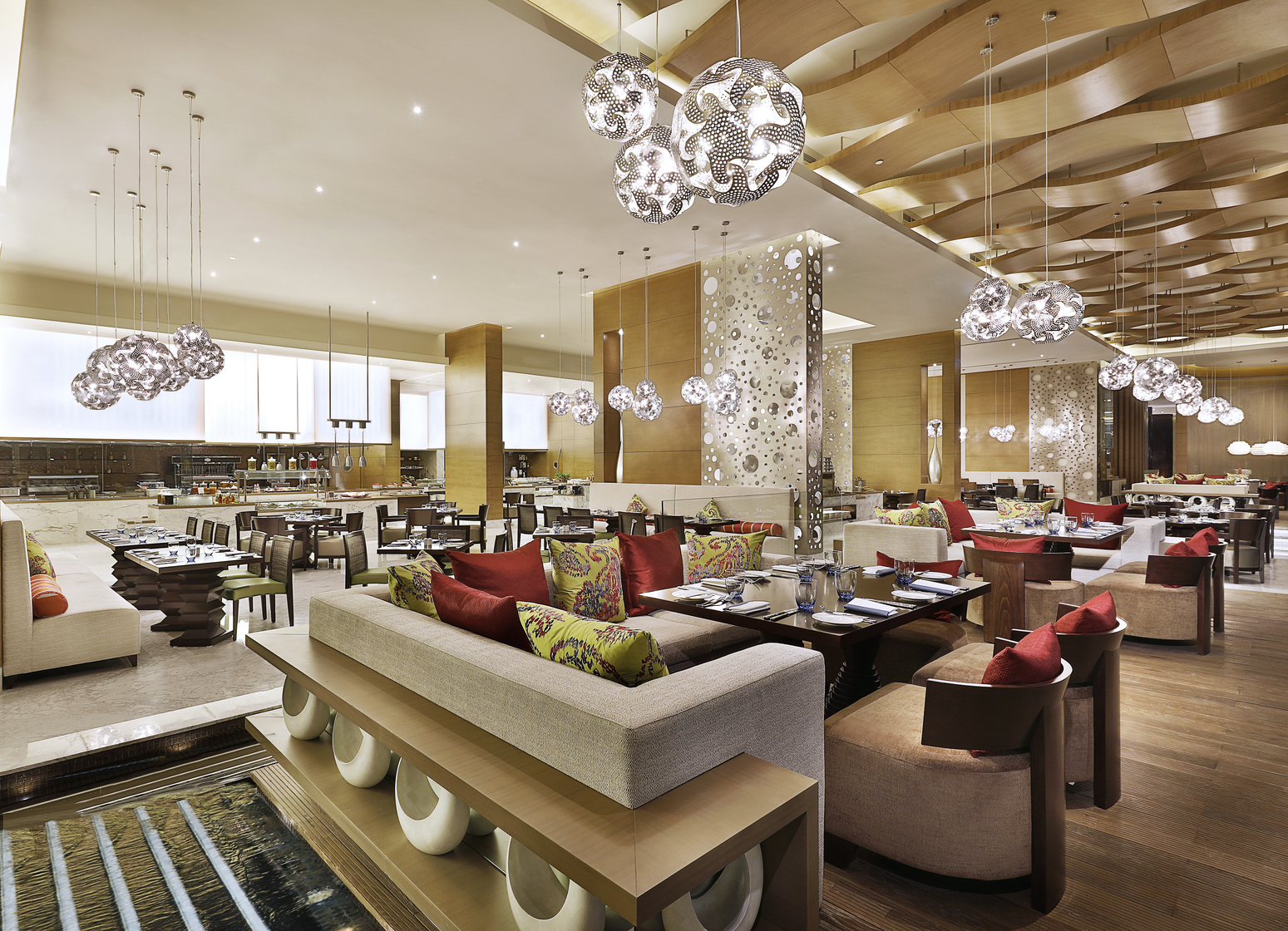 Marriott al forsan abu dhabi nuvo for International decor company abu dhabi