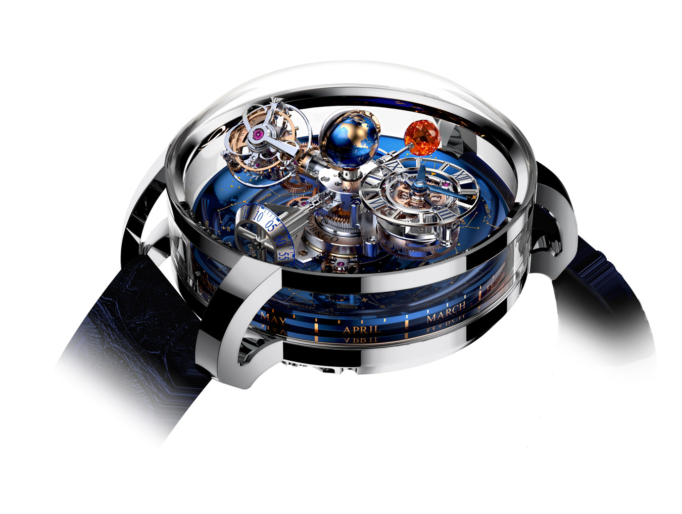 Astronomical Watches