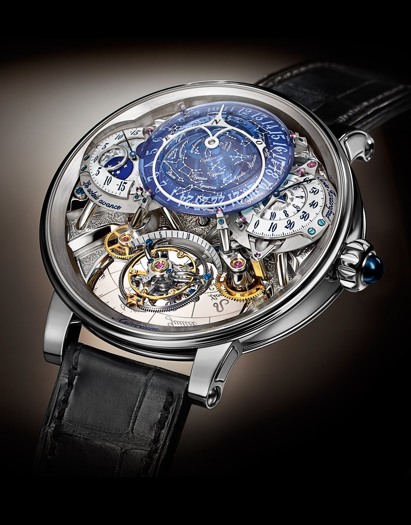 Astronomical Watches | NUVO