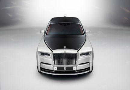 Rolls Royce Phantom, Daily Edit