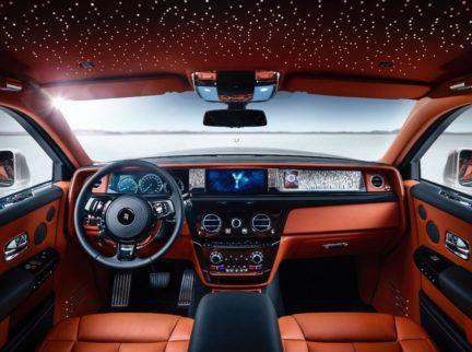 Rolls Royce Phantom, Daily Edit