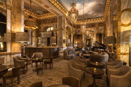 Hotel de Crillon, Of Note, Autumn 2017