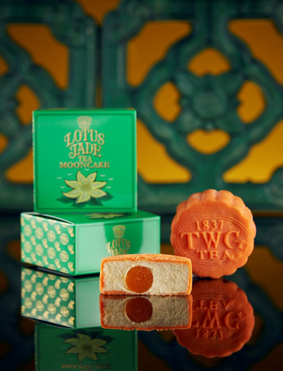TWG Tea Mooncakes, Daily Edit