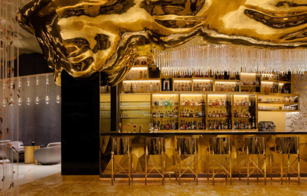16 of the world s most stunning restaurants and bars nuvo for Piccolino hotel decor