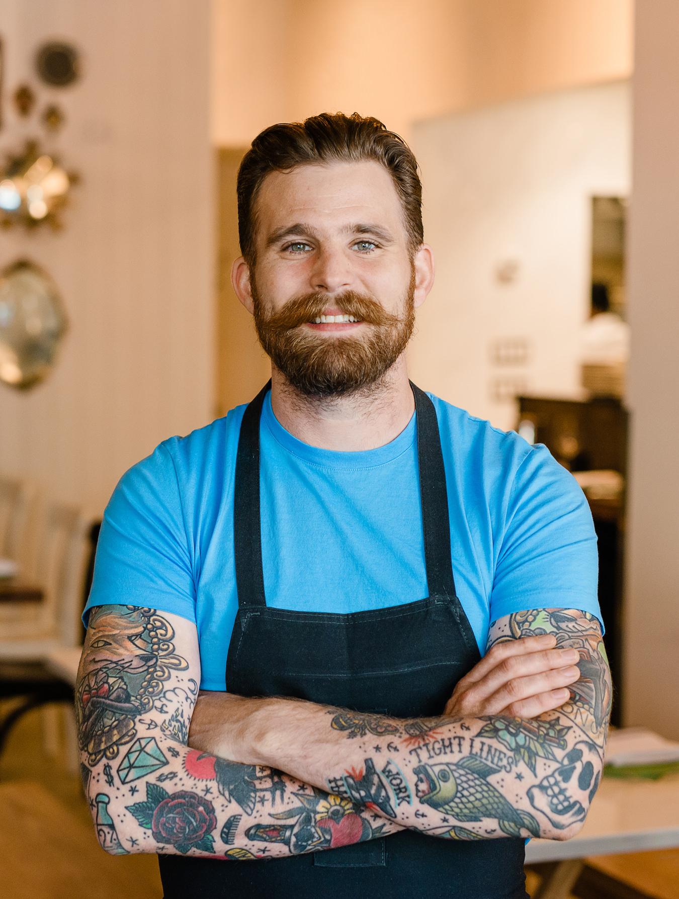 Chef Dale MacKay, Chef's Table, Autumn 2017
