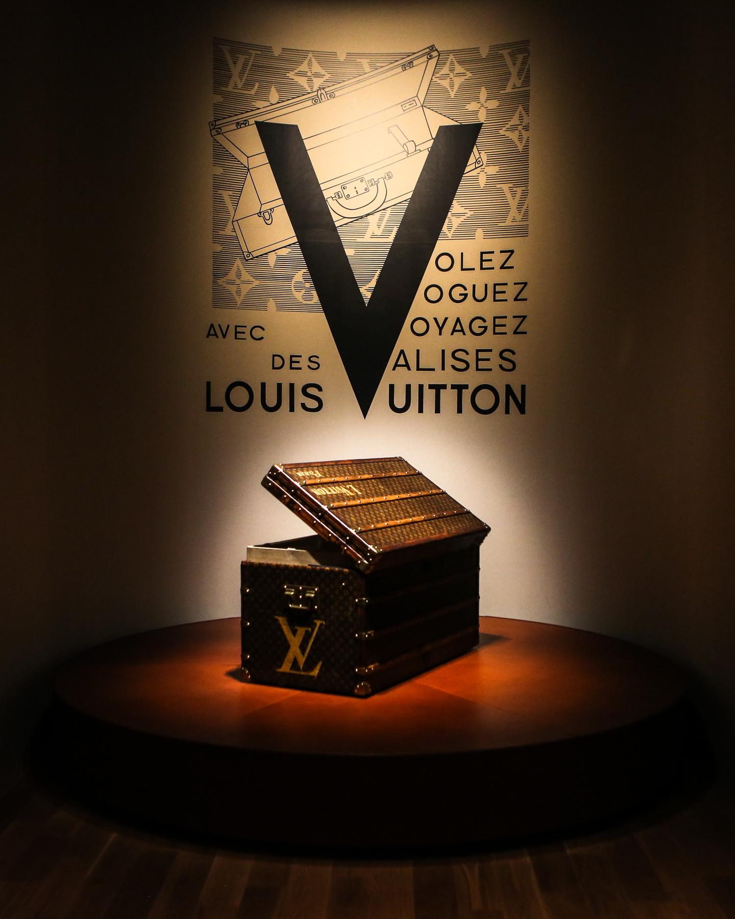 Louis Vuitton Exhibit