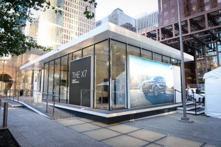 BMW Pavilion