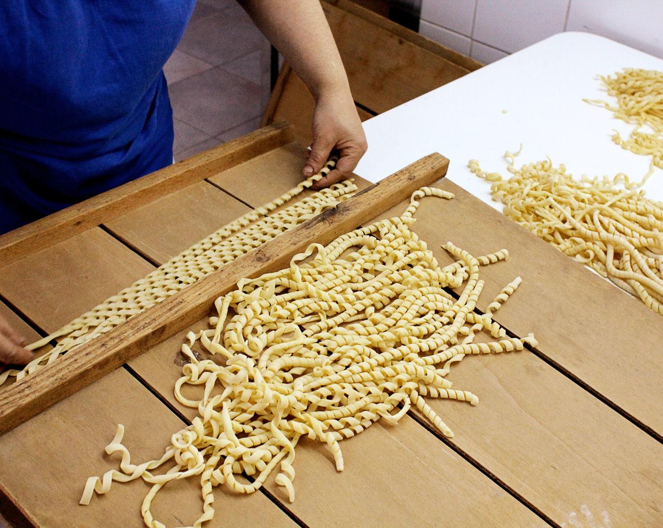 Gentile Artisanal Pasta, FYI Food, Autum 2017