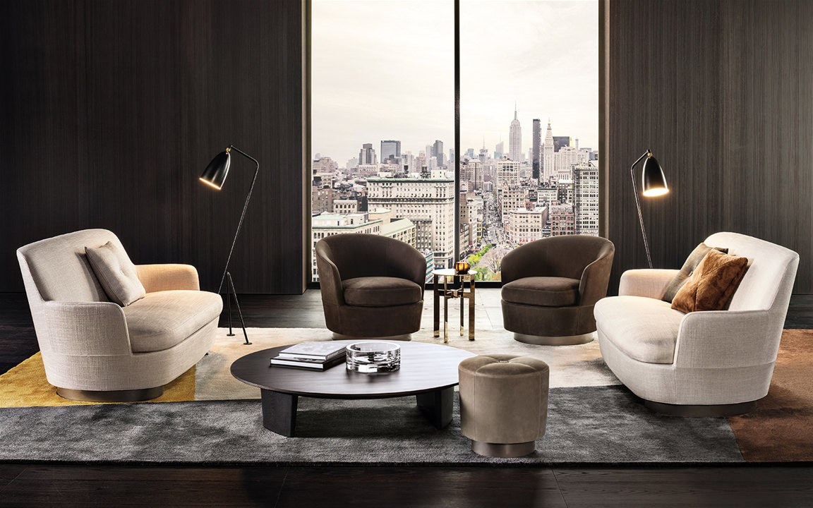 Minotti's New Canadian Showroom, IM, Autumn 2017
