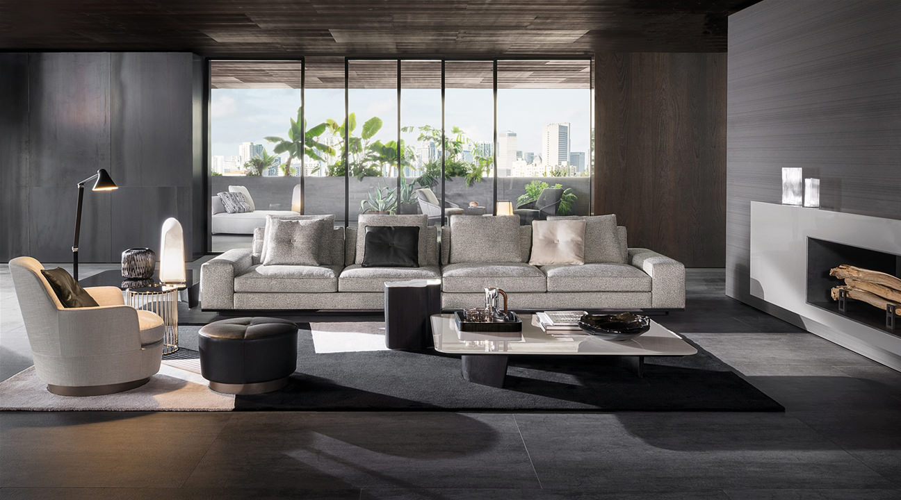 Minotti S New Canadian Showroom Nuvo