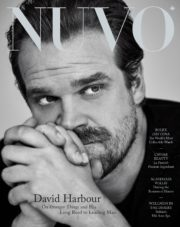 David Harbour Cover, Winter 2017