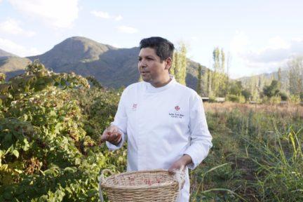 Chef Rodrigo Acuña Bravo