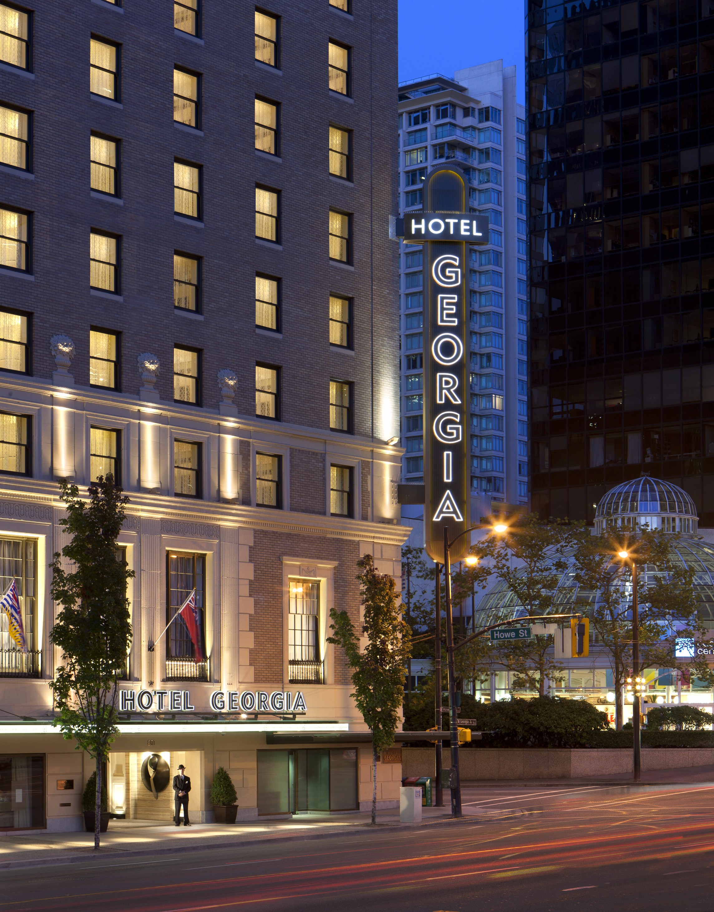 Hotel Rosewood Georgia