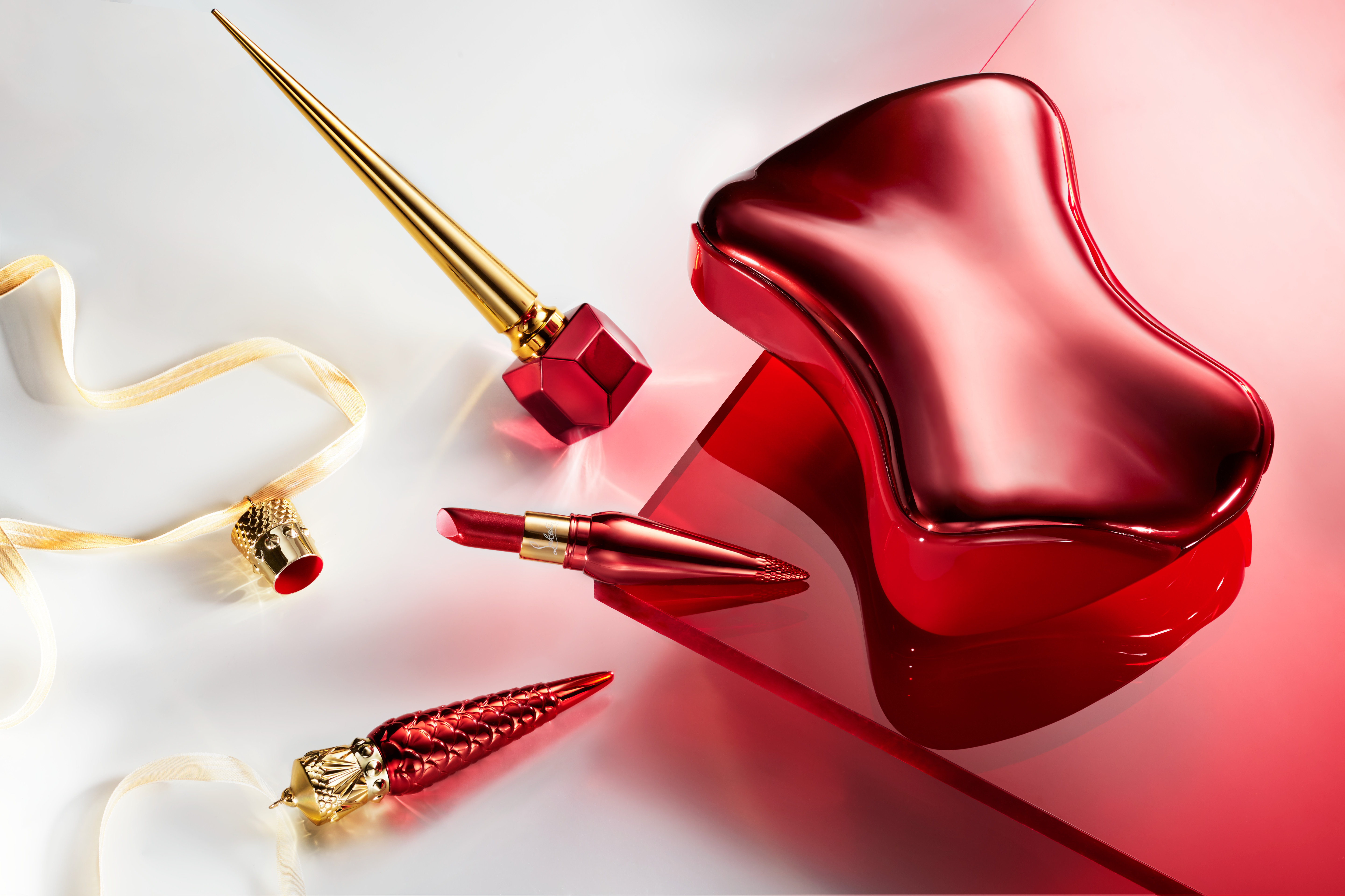 Christisan Louboutin Makeup