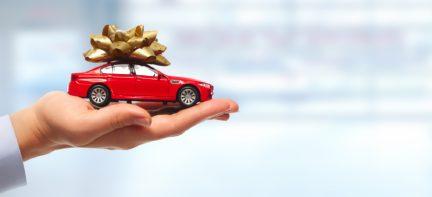 Gift Card Car