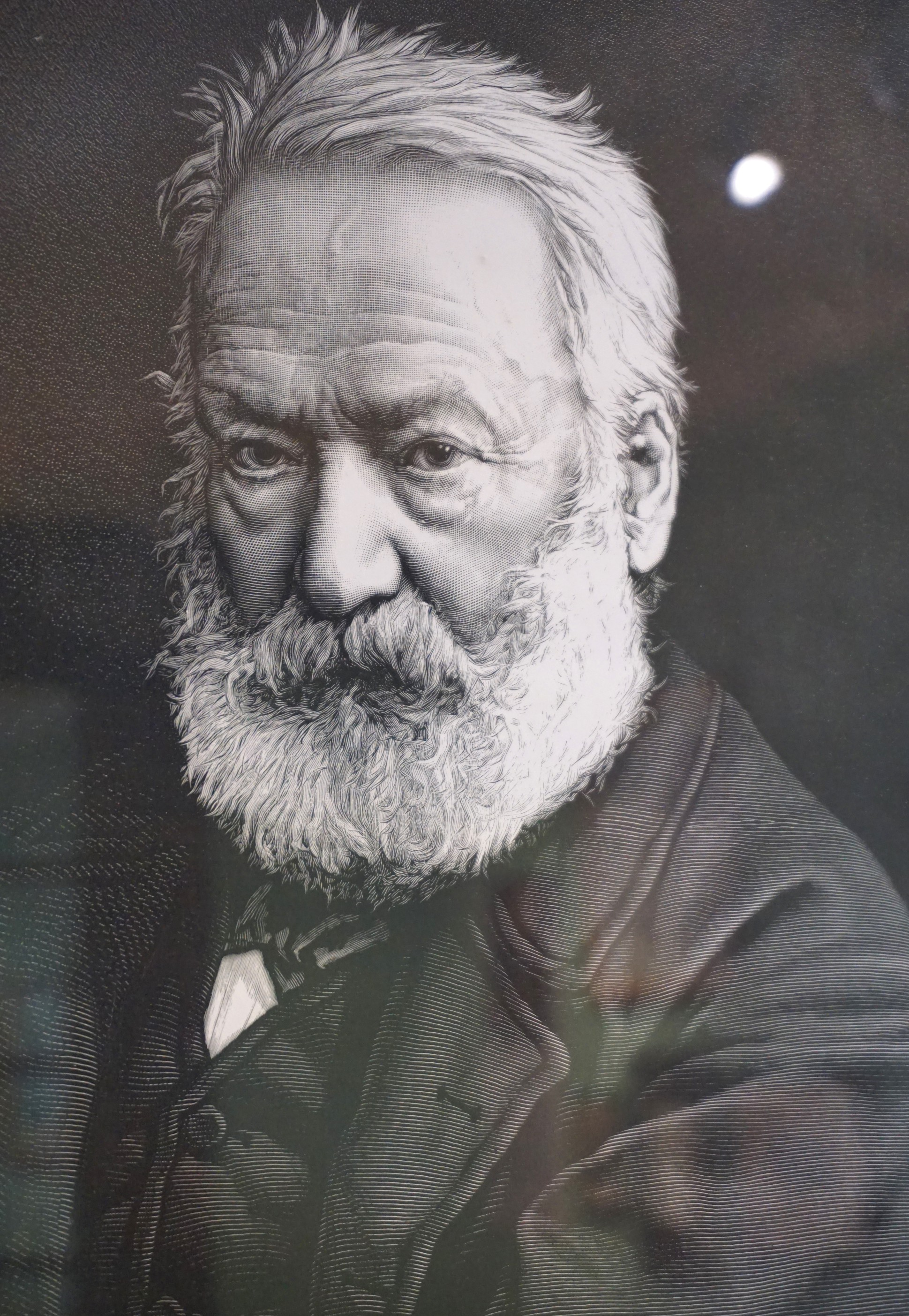 the view of victor hugo on torture Author of a thesis on the european convention for the prevention of torture and   in 1874 victor hugo proclaimed that it was no longer used in europe  nently,  of the use of any of his natural senses, such as sight or hearing, or of his.