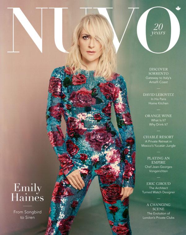 Emily Haines | NUVO Magazine Spring 2018