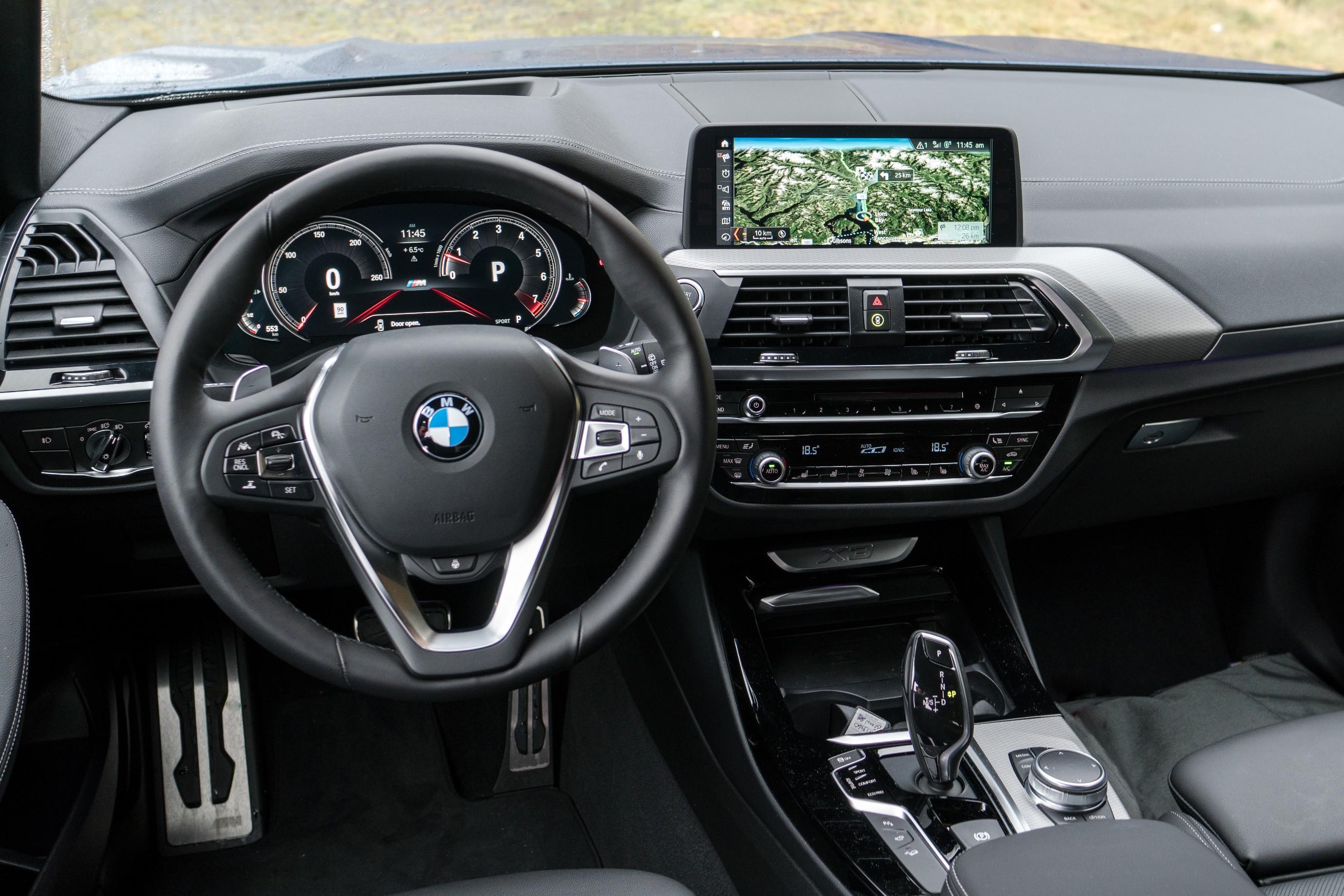 The 2018 BMW X3 xDrive30i | NUVO