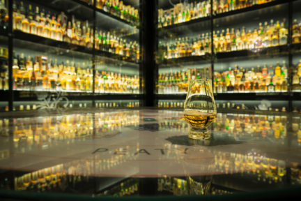 Edinburgh's Scotch Whisky Experience