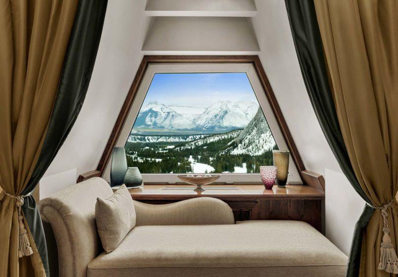 Royal Suite Fairmont Banff Springs Alberta