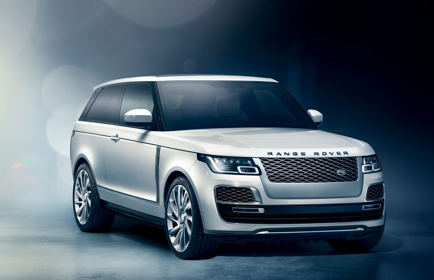 Range Rover Coupe