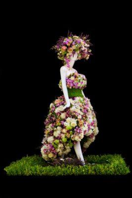 Floral Mannequin Series