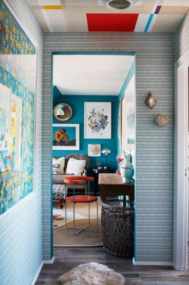 A Reykjavik Abode, Designs for Living, Spring 2018