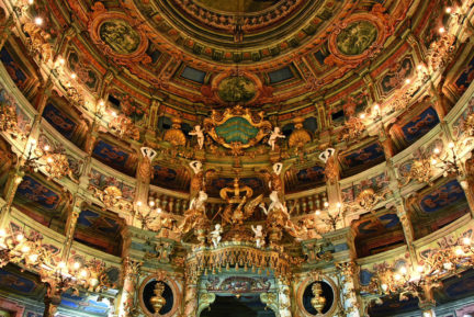 The Margravial Opera House, Inquiring Minds, Spring 2018