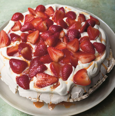 At My Table, Nigella Lawson, Pavlova Recipe