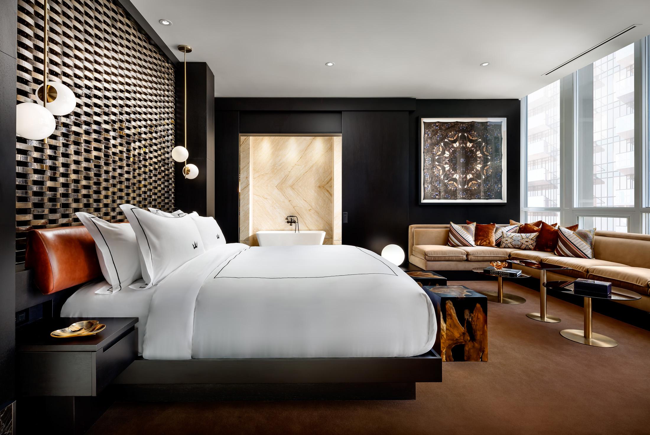 The Bisha Hotel Toronto Nuvo