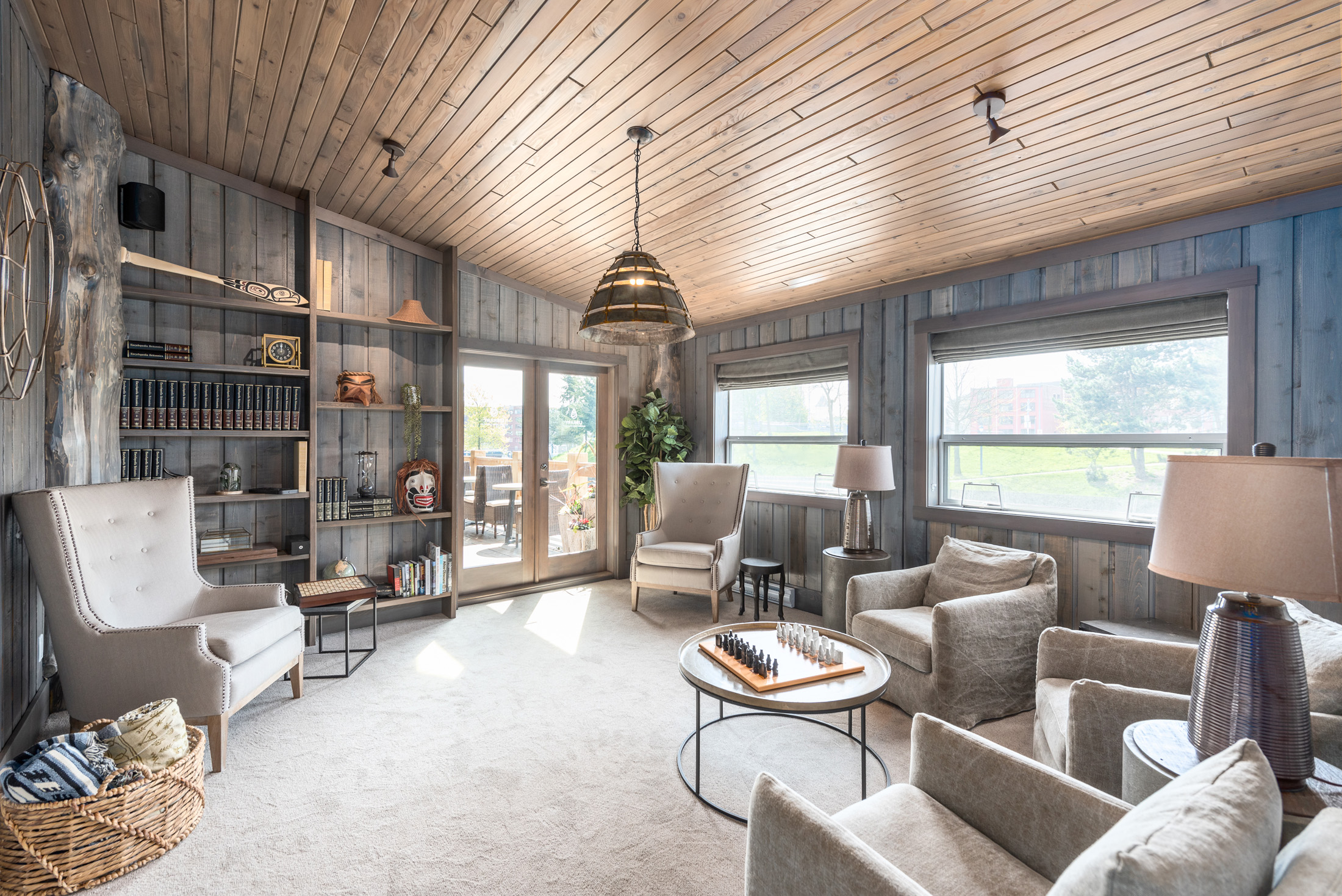 Ocean House, Haida Gwaii