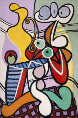 From Africa to the Americas, Picasso, Montreal Art