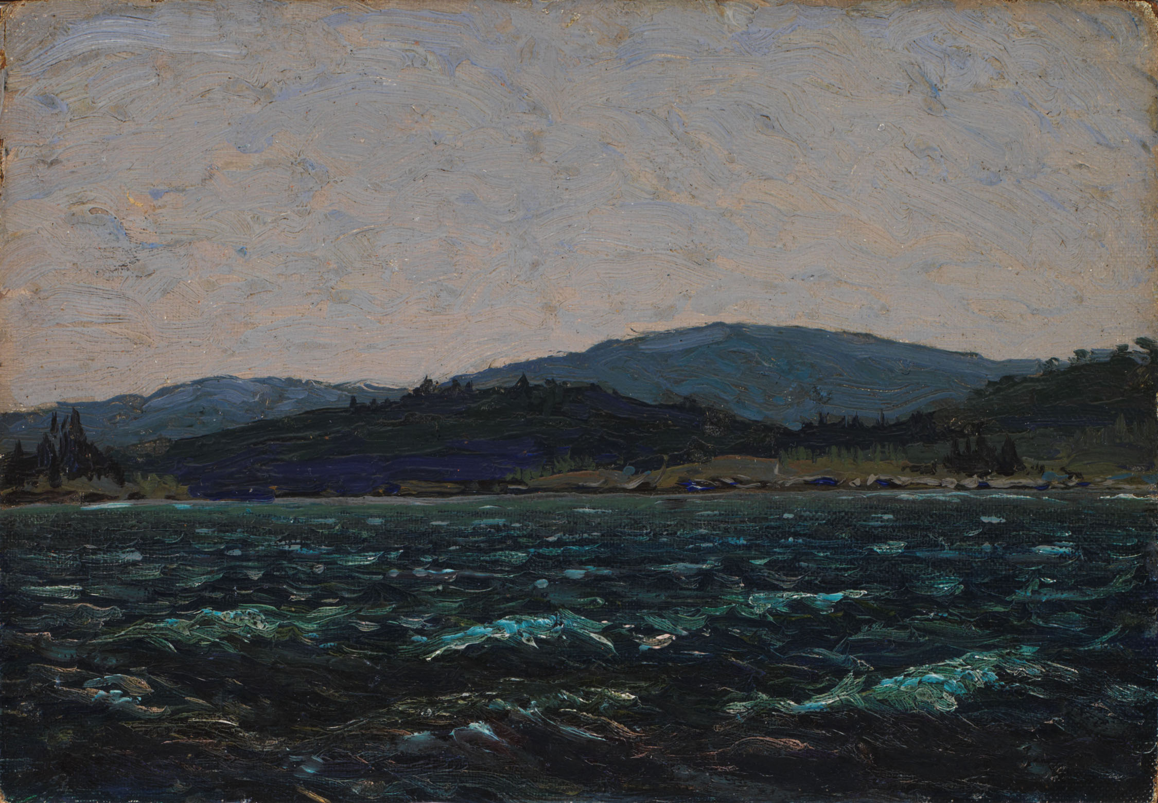 Discovering a Tom Thomson