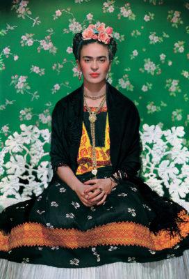 Frida Kahlo: Making Herself Up