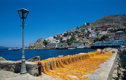 Argo Saronic Islands